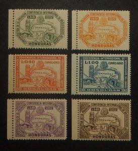 Honduras C164-69. 1947 Caribbean Archaeological Conference, NH