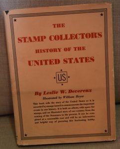 Doyle's_Stamps: The Stamp Collector's History of the U.S., 1934, De...