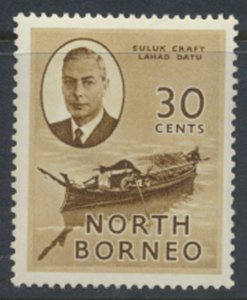 North Borneo  SG 365 SC# 253 MLH    see scans and details