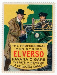 (I.B) US Cinderella : El Verso Cigars (The Professional)