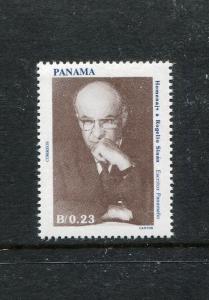 Panama 773 MNH, 1990 Rodelio Sinan Writerx. x26691