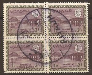 Saudi  Arabia  # 393  x  4  used