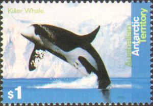 Australian Antarctic Territory #L94-L97a NH