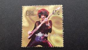 Ireland 2002 Rock Legends Used