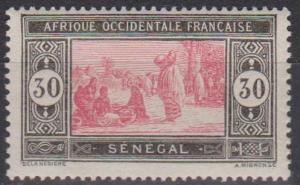 Senegal #93 F-VF Unused (B3780)
