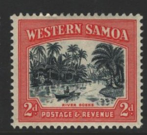 Samoa Sc#168a MH