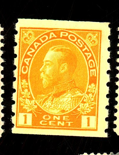 Canada #126 MINT FVF OG NH Cat$24