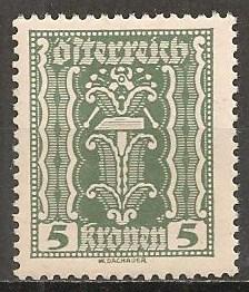 Austria #255 MNH F-VF
