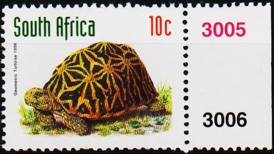 South Africa.1997 10c S.G.1013 Unmounted Mint
