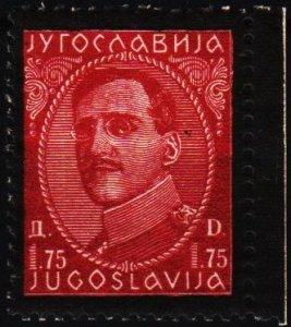 Yugoslavia. 1934 1d75 S.G.310 Mounted Mint