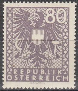 Austria #450 MNH