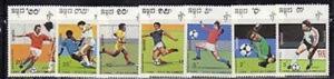 Cambodia 1011-17 Soccer Mint NH