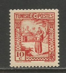 Tunisia  #126  MNH  (1931)