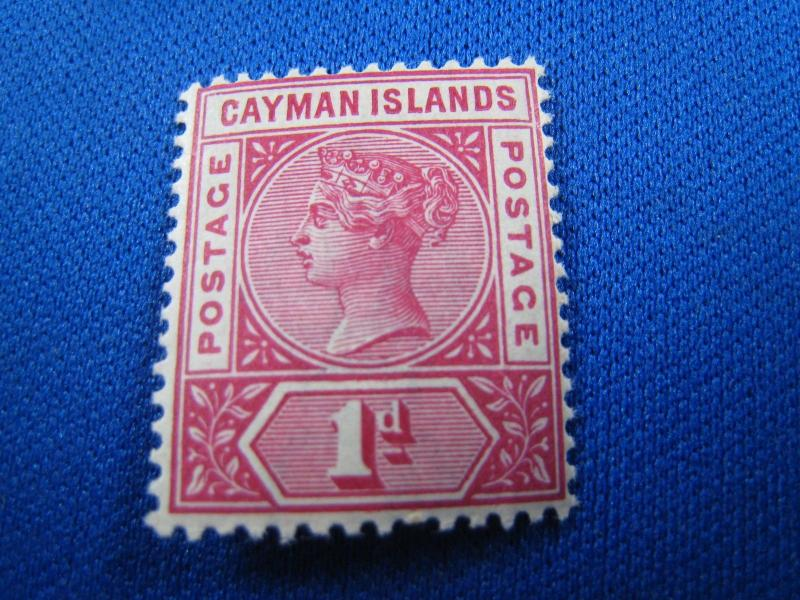 CAYMAN ISLANDS - SCOTT # 2 -  MLH