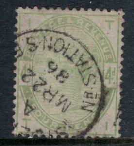 Great Britain #103  CV $210.00