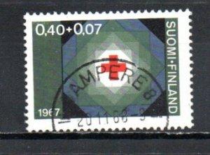 Finland B184 used