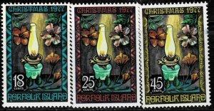 Norfolk Island 1977 Christmas MNH