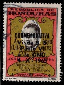Honduras  Scott C382 Used airmail