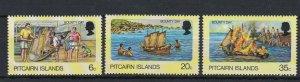 PN96) Pitcairn Islands 1978 Bounty Day MUH