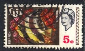 Fiji; 1969; Sc. # 264; O/Used Single Stamp