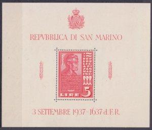 1938 San Marino 236/B3 Abraham Lincoln 30,00 €