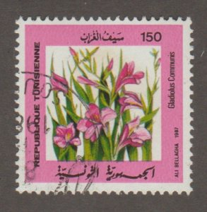 Tunisia 930 Flowers