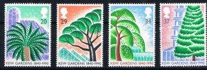 Great Britain Kew Gardens 1322-1325