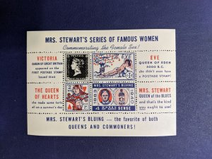 U.S. 1940 Cinderella VFNH, CV $20