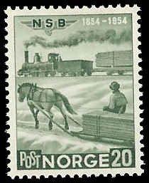 Norway - 331 - Unused - SCV-1.10