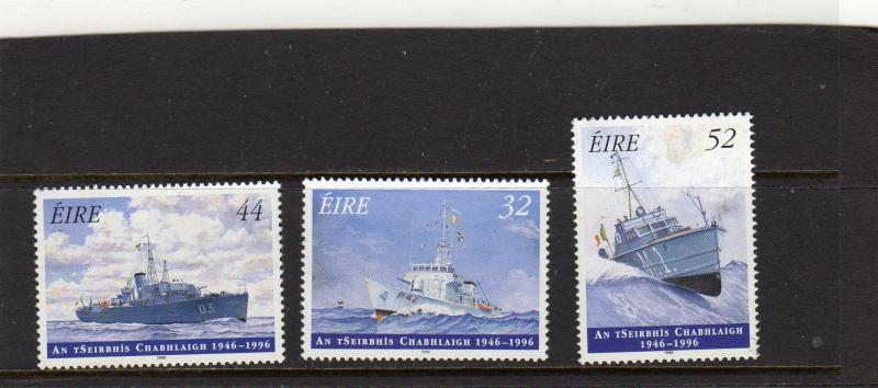 Ireland 1996 Irish Naval Service MNH
