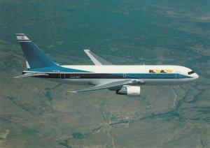 8025 Aviation Postcard   EL AL ISRAEL BOEING 767-258  Airlines