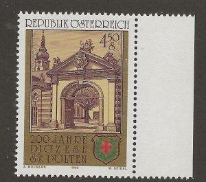 AUSTRIA  # SC 1314    MNH
