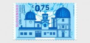 2021 Slovakia Hurbanovo Observatory (Scott NA) MNH