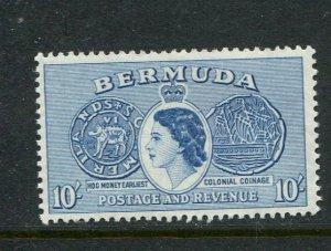 Bermuda #161 Mint