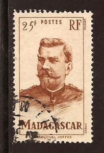 Malagasy  Republic  #  285  used