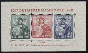Germany #664a  Mint VF NH