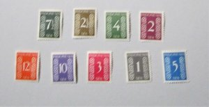 Netherlands Indies MNH Short Set. See Information Below