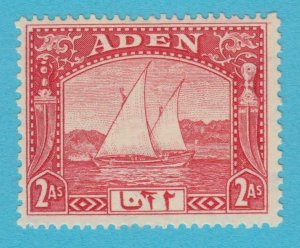 ADEN 4  MINT HINGED OG * NO FAULTS VERY  FINE !
