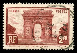 France 263 Used
