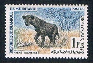 Mauritania 135 MLH Spotted hyena (BP10420)