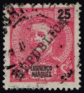 Lourenco Marques #82 King Carlos; Used (3Stars)