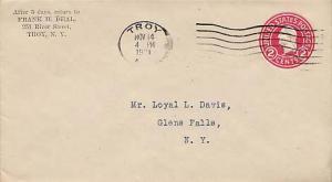 United States, Postal Stationery, New York