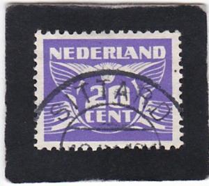 Netherlands, # 243L   used