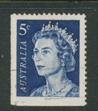 Australia SG 386ca  VFU  Booklet stamp bottom left