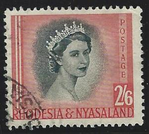 Rhodesia and Nyasaland used  S.C.  152