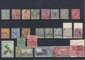Jamaica Stamps Mint + Used Ref: R5776