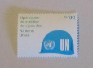 UN, Geneva - 92, MNH Complete. Peace Keeping. SCV - $0.85