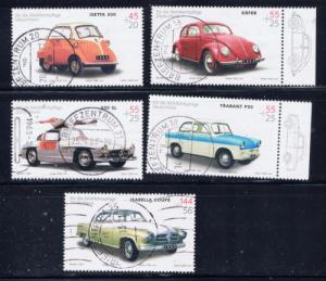 Germany B910-14 Used 2002 Automobiles