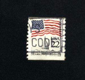 USA #2115  3  used  1985 PD .08