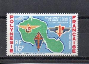 French Polynesia C31 MH